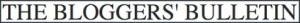 The Blogger's Bulletin logo (with border)