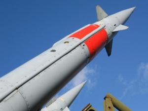 Missle, Cold War era (bigstockphoto)