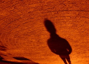 Figure in shadow (Big Stock Photo)