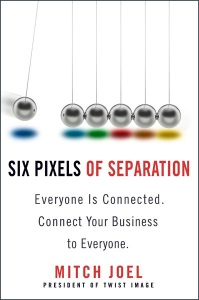 Six Pixels of Separation (book cover)