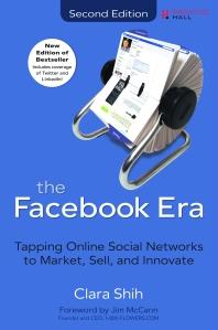 Book Cover_The Facebook Era by Clara Shih