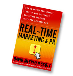 Real-Time Marketing & PR - book cover