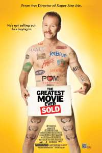 movie poster for POM-Wonderful-Presents-The-Greatest-Movie-Ever-Sold, by Morgan Spurlock